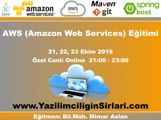 AWS (Amazon Web Services) Eğitimi